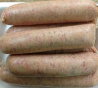 Pork and Cider Apple Sausage