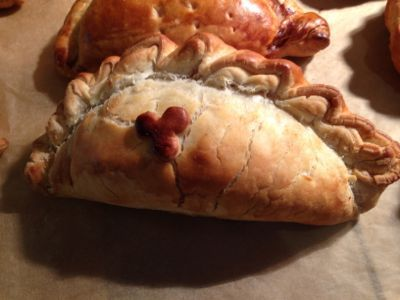 Mince Steak Pasty
